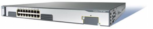 Cisco Catalyst 3750G-16TD Switch