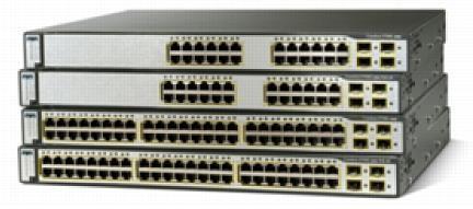 Cisco Catalyst 3750G-48TS Switch
