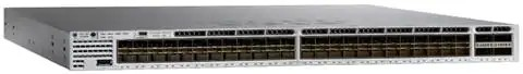 Cisco Catalyst 3850 Series Switches with 10 Gigabit Ethernet 48 ports
