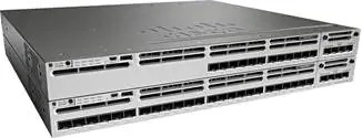 Cisco Catalyst 3850 Series Switches with 12 and 24 1 Gigabit Ethernet SFP ports
