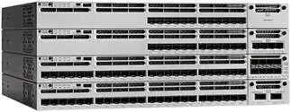 Cisco Catalyst 3850 Series Switches with 12 and 24 110 Gigabit Ethernet SFP+ ports