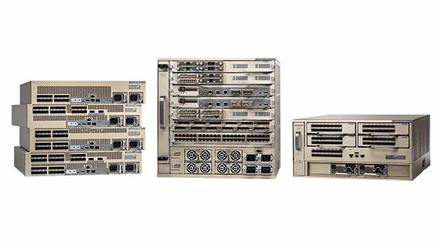Cisco Catalyst 6800 Series Switches
