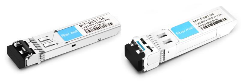 Fiber Mall SFP&SFP+ Transceivers